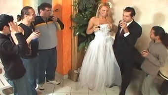 Tranny future bride intercourse after wedding ceremony
