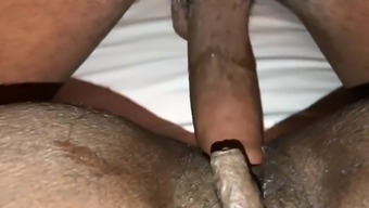 Great clit pussy fucked and sprayed with the use of ejaculate