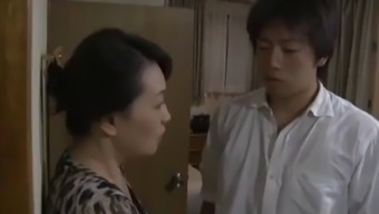 from asia japanese man found his mom's cuckoldry - part2 on hdmilfcam.com