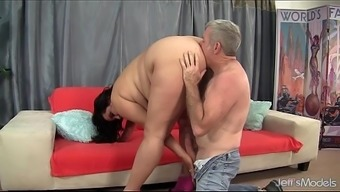 Heated chubby mama fucked challenging