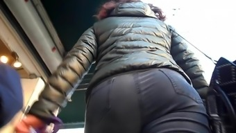 BootyCruise: Peerless Blue jeans Up-Ass Cam 2 or more