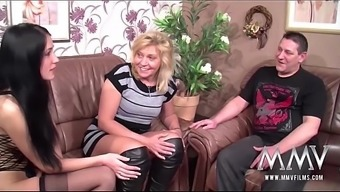 MMV Film versions Creampie for Senior In german