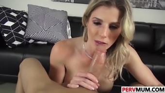 Teenager Burst His Cunning Stepmother Cory Chase