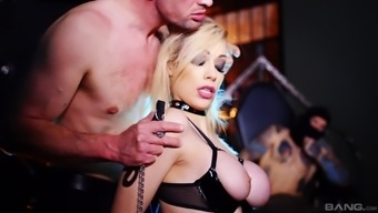 Remarkable Chessie Kay and lastly gets her practical a long hard junk