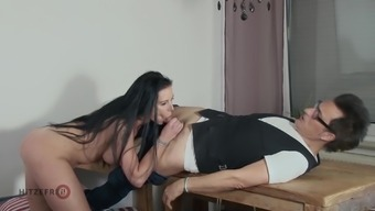 A pair of cocks submit right up Texas Patti