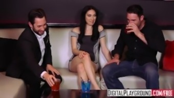 DigitalPlayground - Affair, Arena six, party acts as clubhouse orgy