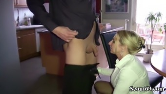 GERMAN MILF FUCK WITH BIG Cock SCHOOL Absolutely adore AFTER CLASSMEET