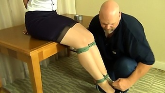 Medical bdsm and extreme doctors fetish of crying