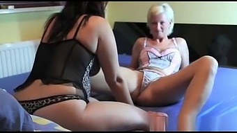 O my lord, my wife goes lesbian ! I found this video by accident on her laptop.