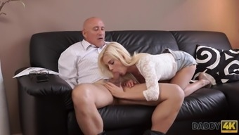 DADDY4K. Victoria doesnt love her boyfriend but likes his..