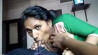 Friends Mom giving a Good Blowjob when she is alone.mp4