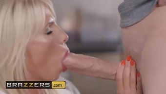 Big Tits at School - Tiffany Rousso & Danny D - Substitute