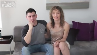 Light Skin Black Queen Takes Lebanese Big Cock