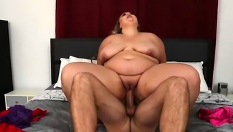 BBW Newbie Lisa Lee Amusement rides JMac Massive Manhood