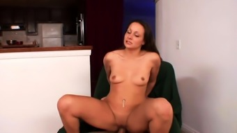 French Babe Alex Dupree Gets Drilled