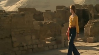 Laura Makes A Stop In Egypt - 4K Restoration