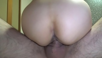 Vagina observation after breeding creampie fuck with friends