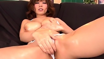 Airu Oshima deals cock in insane modes after soft