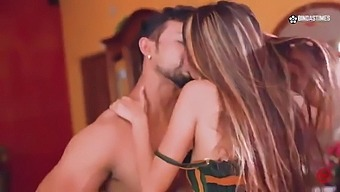 Beautiful Indian Couple Fuck Each Other