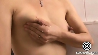 Look at these perky mature nipples love em