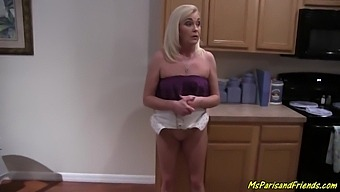 When Cheating You Have To Keep It Quiet With Ms Paris Rose