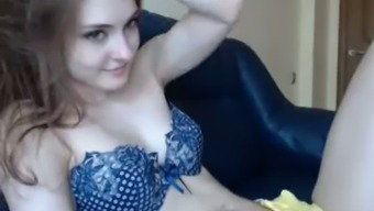 This cute webcam love treasures her task along with dripped much jizz to actually her