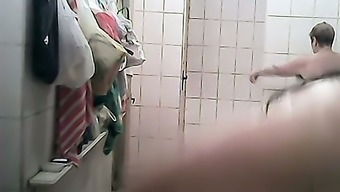 Fat macronutrients old white colored girls inside the public shower unit room used in conjunction with younger ladies