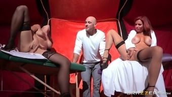 his wife nora noir and veronica avluv you can rub their own cracks up until they might be both squirting