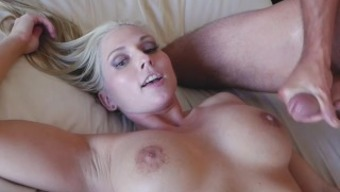 FamilyStrokes - Hooked BY My Sizzling Gold-Digging Step-Mom