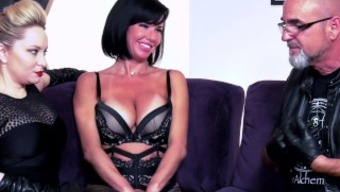 D/s Life style by using Veronica Avluv