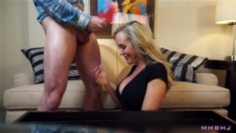 Epic MILF trapped cheating; Fucks to retain scumbag quiet! (Brandi Absolutely adore)