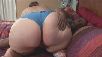 Big stupid ass tramp resides in for getting a superb fuck