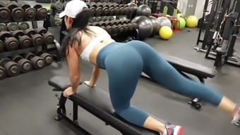 certainly!!! training sizzling Butt warm CAMELTOE 100