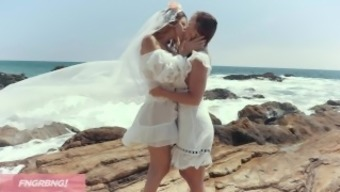 Abi & Vanessa's Summer season Marriage ceremony Series Part 2(two) - The wedding day