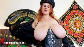 Major Titties the police officer through use of an anus caring prisoner