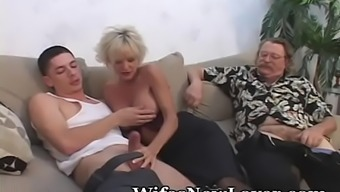 Mature Fucks Little Companion