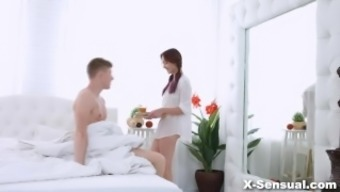 X-Sensual - Michelle Can - Morning time cycle to really orgasm