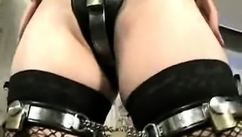 Sizzling Sexual Vital Latex Masochiatic Sex